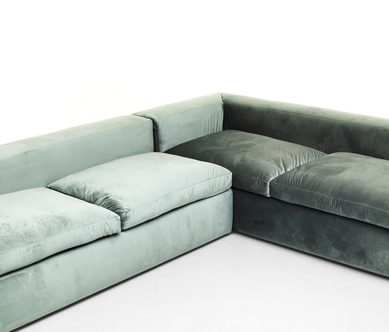 Big Bubble sectional couch by Eponimo | Modular seating systems