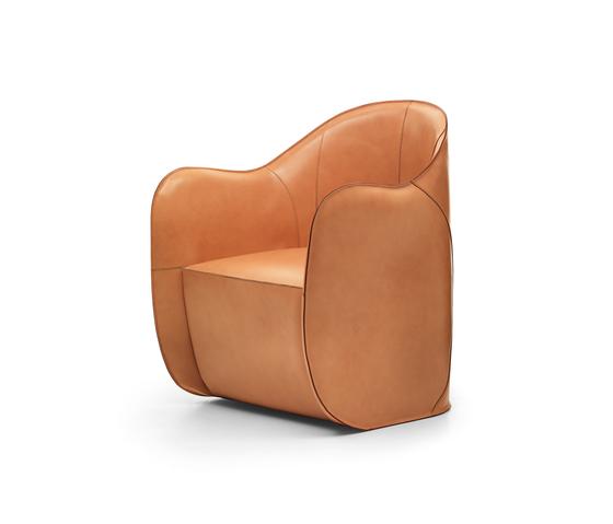Exo armchair von Eponimo | Loungesessel