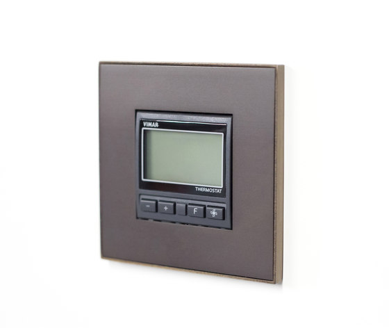 Classics by Lithoss   Select SBMG KNX bronze by Lithoss   Push-button switches