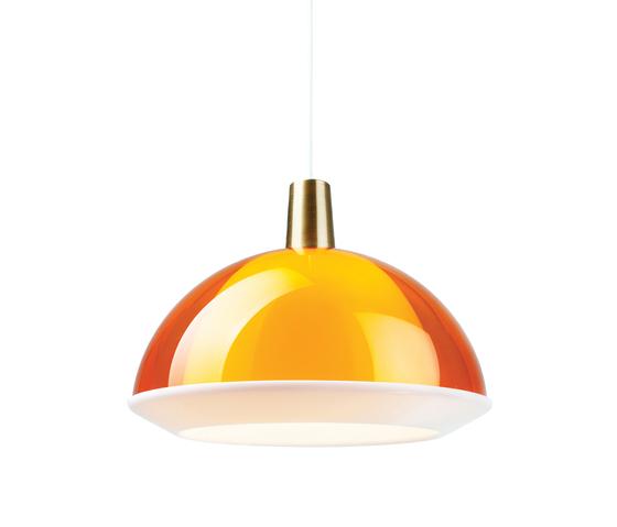 Kuplat 400, orange de Innolux | Suspensions
