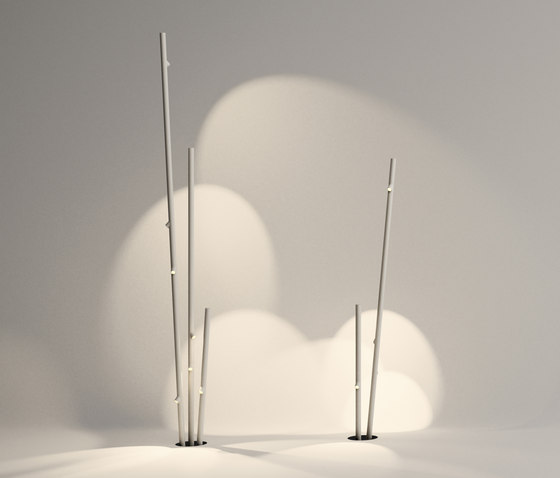Bamboo 4810-4812 Outdoor by Vibia | General lighting
