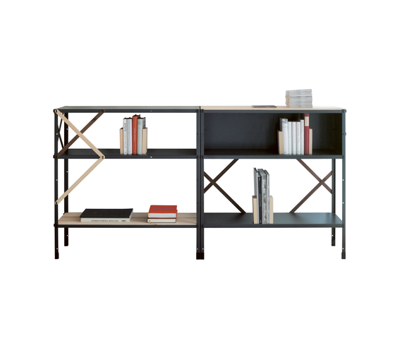 So oder so by Moormann | Office shelving systems