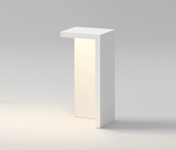 Empty 4136 Outdoor by Vibia | Outdoor floor-mounted lights
