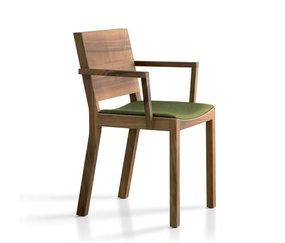 ETS-A-NB Chair canvas by OLIVER CONRAD | Restaurant chairs