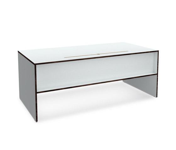 OS | W-WG Desk by OLIVER CONRAD | Individual desks