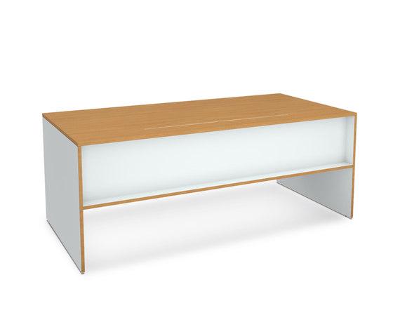 OS-F | W-EI Desk by OLIVER CONRAD | Individual desks