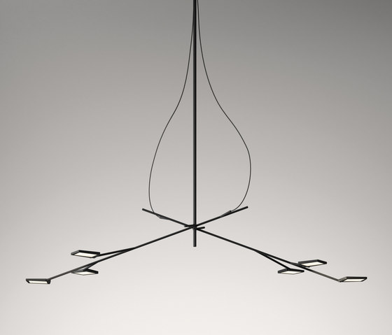 Ness 5160 Pendant Lamp by Vibia | Suspended lights