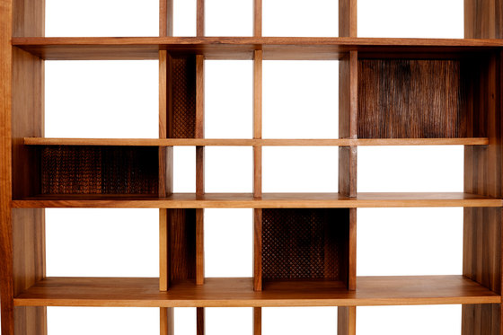 Ora Shelves by Zanat | Office shelving systems
