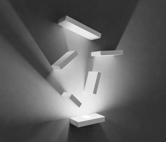 Set Big 7764 Wall lamp von Vibia | Wandleuchten