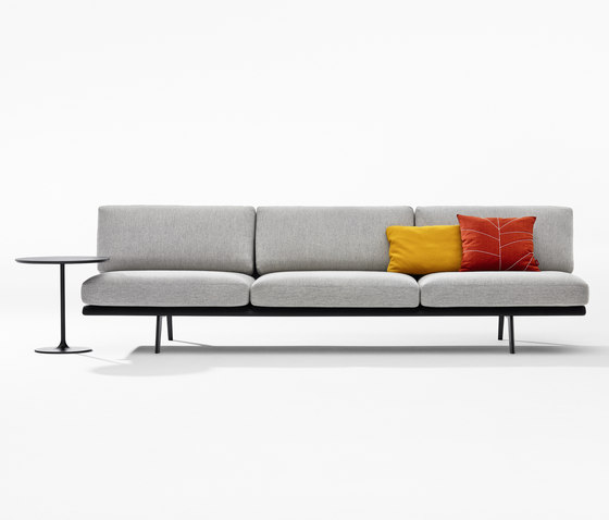 Zinta Lounge by Arper | Lounge sofas