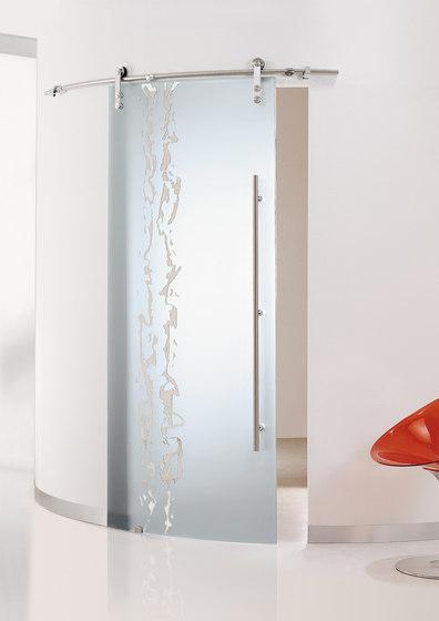 Sliding Door⎟Frammenti by Casali | Internal doors