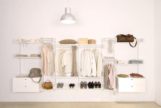 K1 Wardrobe by Kriptonite | Shelving