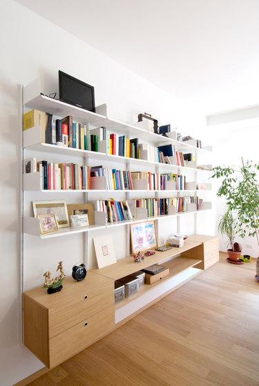 K1 Libreria di Kriptonite | Scaffali