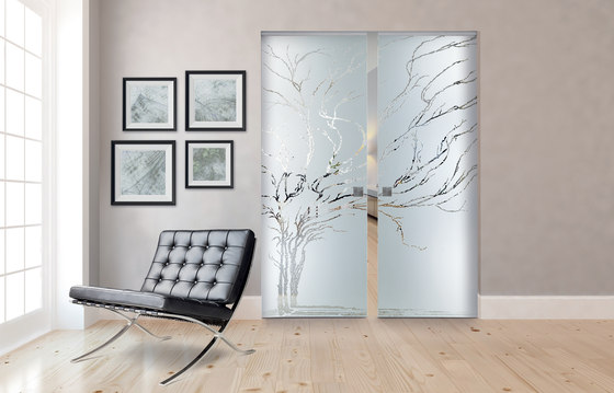 Coulissante escamotable⎟Alberto de Casali | Portes intérieures