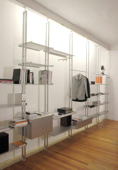 K2 Wardrobe by Kriptonite | Coat racks