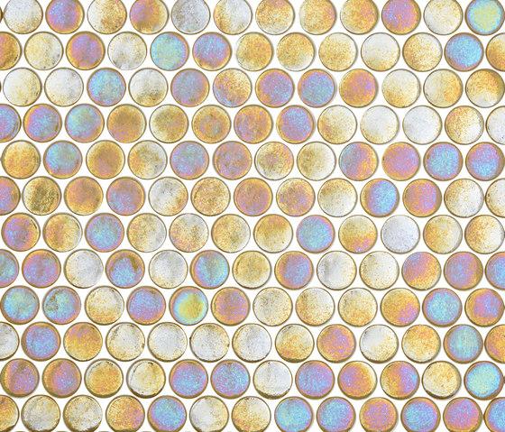 Luxe - 513 round de Hisbalit | Mosaïques verre