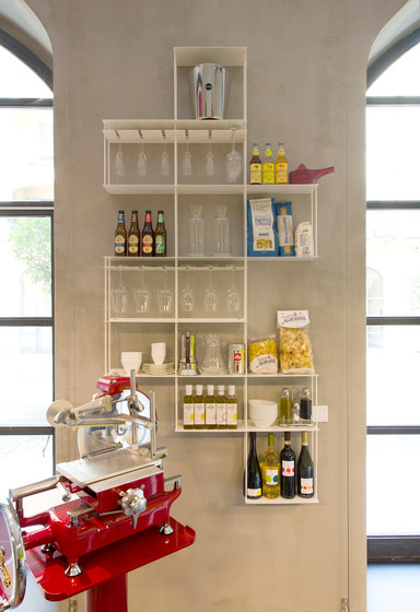 Krossing Kitchen by Kriptonite | Shelving