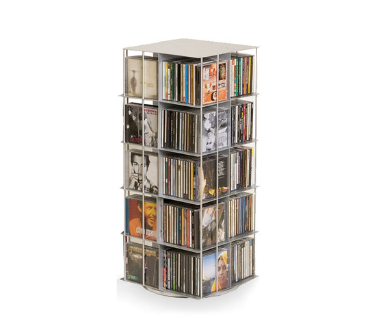 Krossing Rotante CDs and DVDs by Kriptonite | Shelving