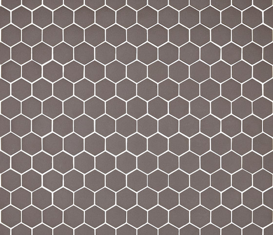 Stone - 563 hexagonal by Hisbalit | Glass mosaics