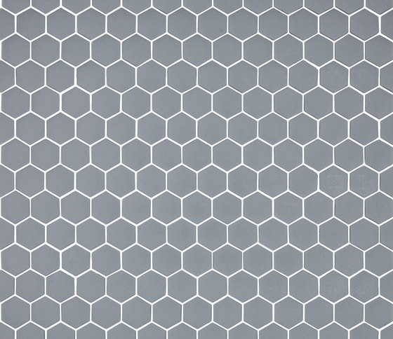 Stone - 570 hexagonal by Hisbalit | Glass mosaics