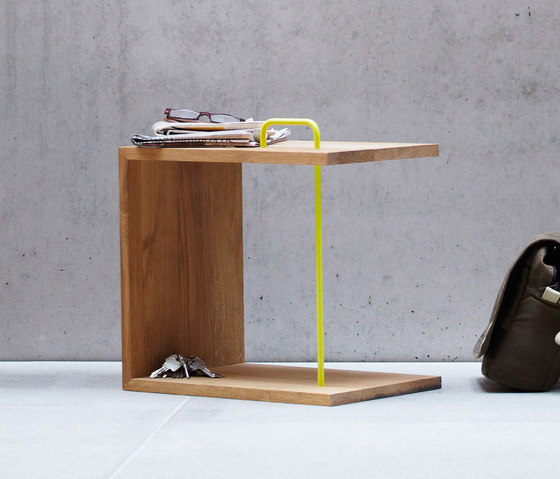 Anton stool by jankurtz | Side tables
