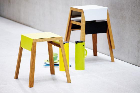 Aino stackable stool by jankurtz | Stools