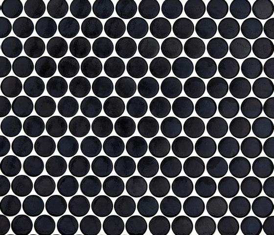 Unicolor - 101 rotondo de Hisbalit | Mosaïques verre