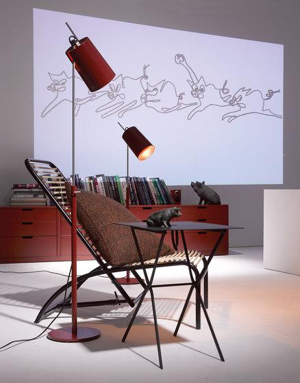 Tuba floor lamp di Anta Leuchten | Lampade piantana