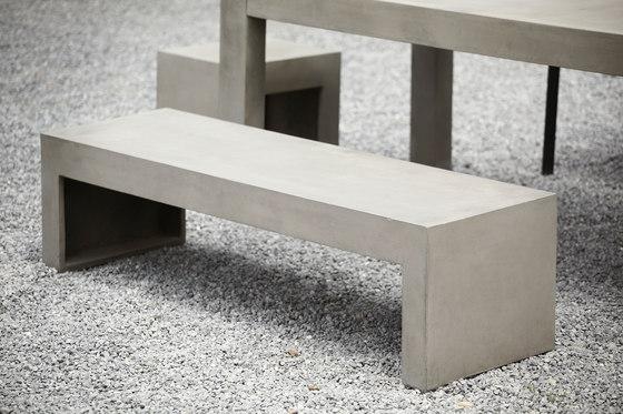 Beton bench by jankurtz | Benches