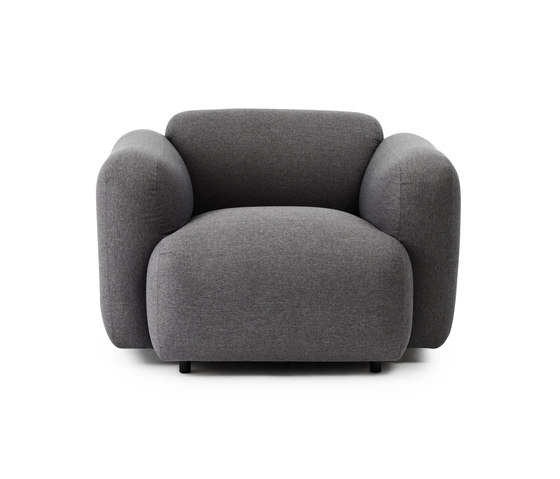 Swell Armchair by Normann Copenhagen | Lounge chairs