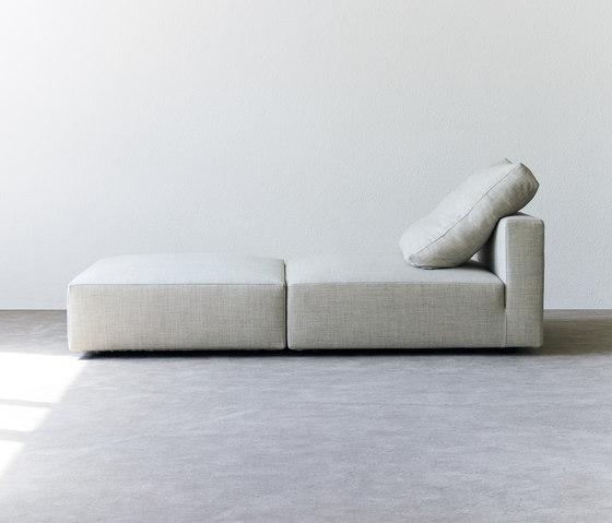 Deep de Atelier Alinea | Chaise longues