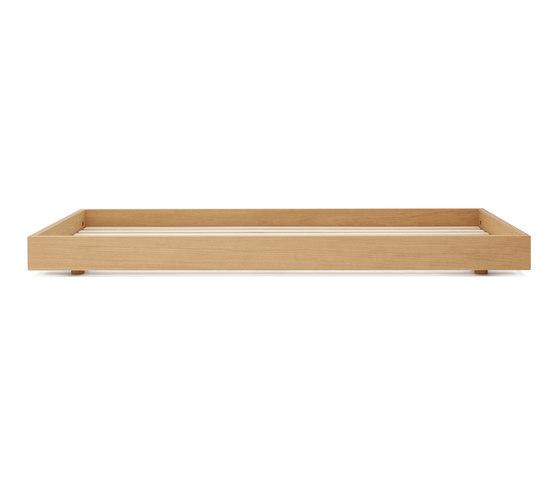 Oak Bed de Bautier | Camas