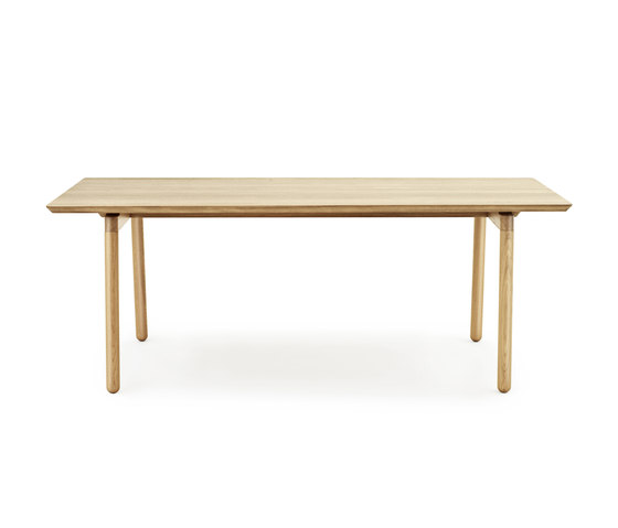 Nord Table by Normann Copenhagen | Dining tables