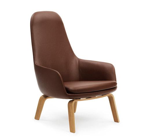 Era Lounge Chair High von Normann Copenhagen | Sessel