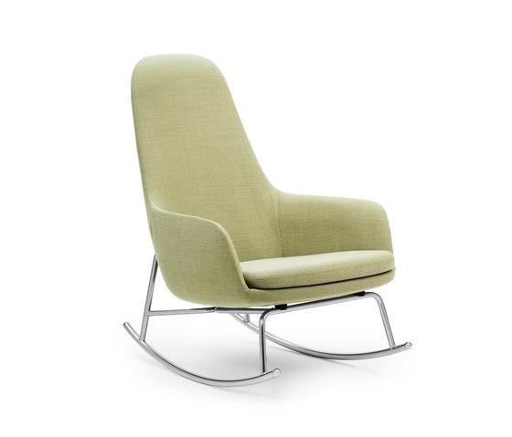 Era Rocking Chair High de Normann Copenhagen | Fauteuils d'attente