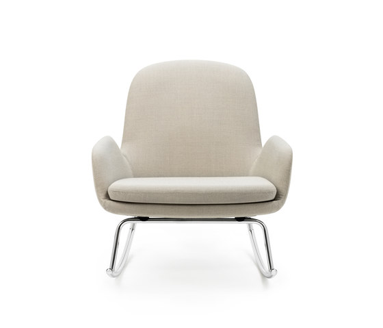 Era Rocking Chair Low von Normann Copenhagen | Loungesessel