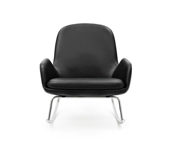 Era Rocking Chair Low by Normann Copenhagen | Lounge chairs