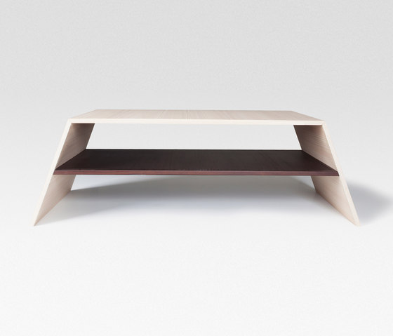 16:9 Coffee table | Large by Trentino Wood & Design | Multimedia sideboards
