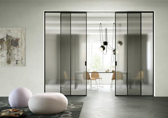 Scenario Delineo de FerreroLegno | Portes intérieures