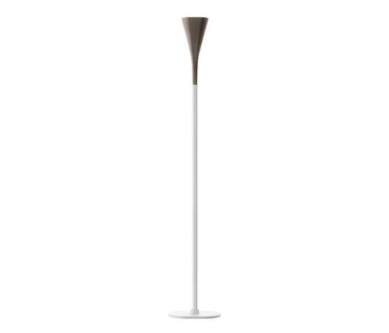 Aplomb floor grey de Foscarini | Iluminación general