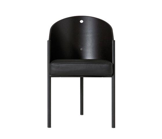 Costes easychair mogano ebanizzato by Driade | Chairs