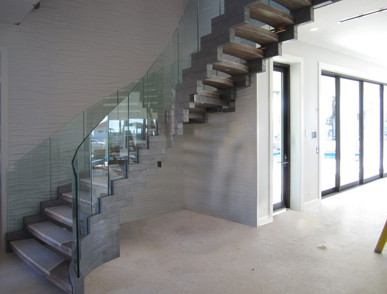 Cobra Silver by Siller Treppen | Staircase systems