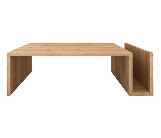 Oak Naomi coffee table de Ethnicraft | Tables basses