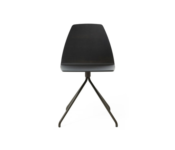 Sila Chair Trestle by Discipline | Chairs