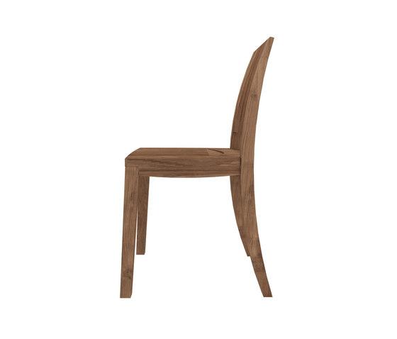 teak archetype chair by ethnicraft restaurant chairs archetype furniture