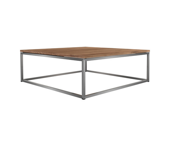 Teak Thin Coffee Table Lounge Tables From Ethnicraft Architonic