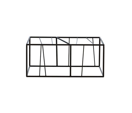 Hervé tavolo/pouf di Driade | Pouf