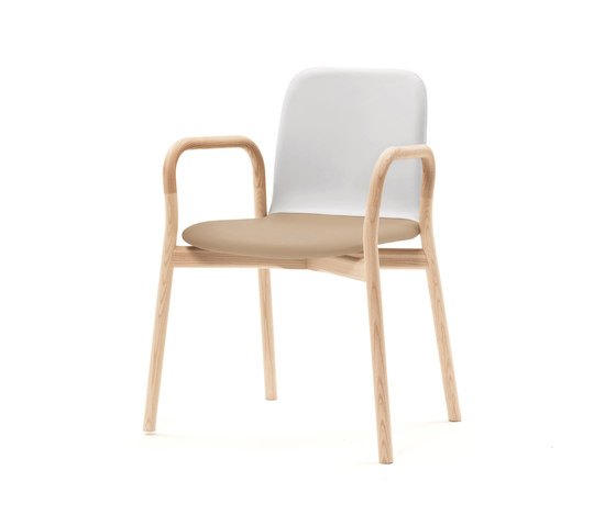 Two Tone Armchair de Discipline | Sillas