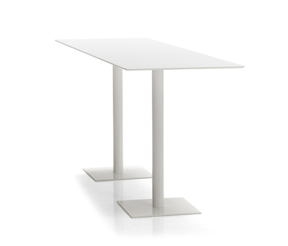 Flat by Inclass | Standing tables