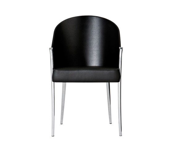 King Costes easychair mogano ebanizzato by Driade | Chairs
